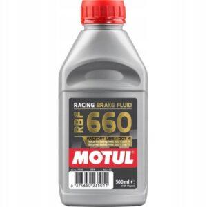 Płyn Hamulcowy Motul DOT4 RBF 660 DO SPORTOWYCH