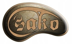 Sakwy komplet CHOPPER SAKO S39 B Z NITAMI