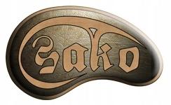 Sakwy komplet CHOPPER SAKO S6 D – 3 PASKI Z NITAMI