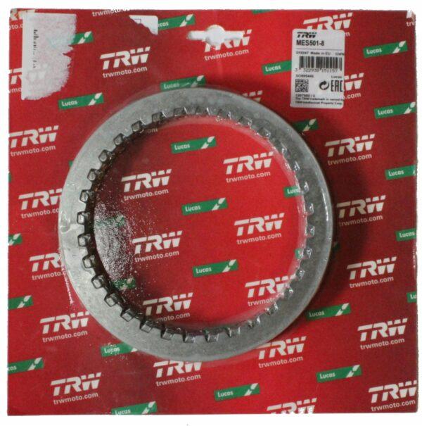 Metalowe tarcze sprzęgła TRW MES501-8 ZST. HARLEY