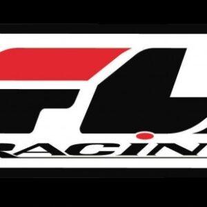 GOGLE FLY Focus ENDURO CROSS ATV QUAD – czerwone
