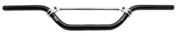 Kierownica ACCEL MX Mini czarna 22mm WYSOKA 100mm