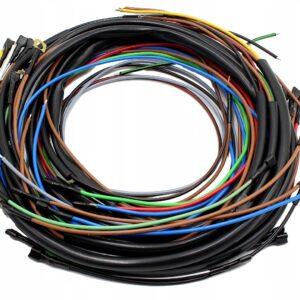 Instalacja elektryczna MZ ES 175 250 300/2 SCHEMAT