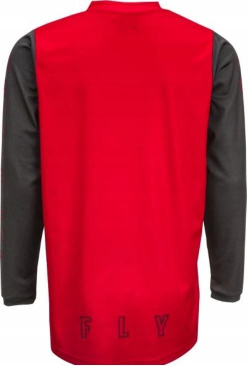 STRÓJ CROSS FLY 2021 Koszulka Spodnie Rękawice RED