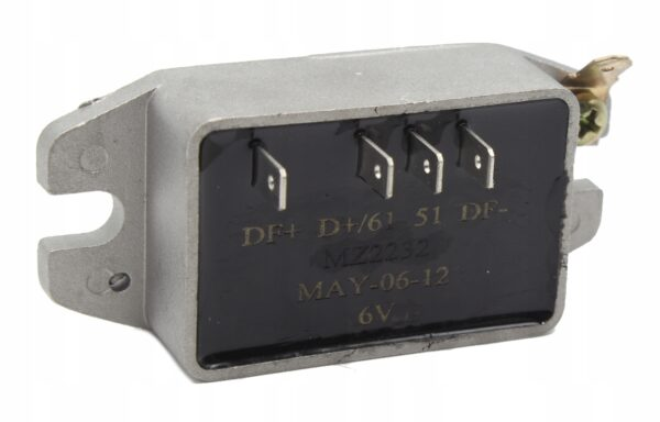 Regulator napięcia alternatora 6V MZ ETZ 150 250