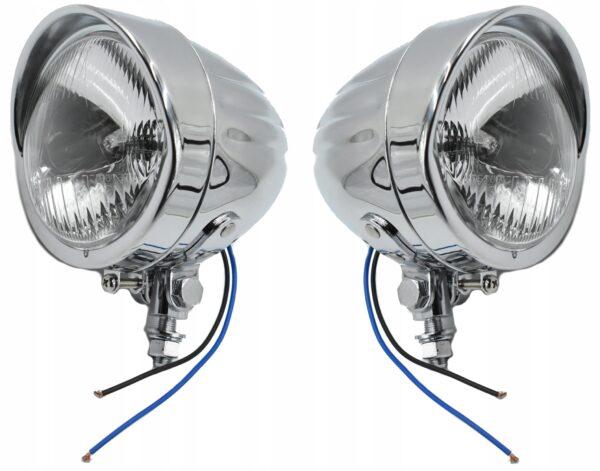 LIGHTBARY CHROM lightbar lampa na gmole H3 METAL