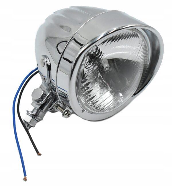 LIGHTBAR CHROM REFLEKTOR lampa na gmole H3 METAL