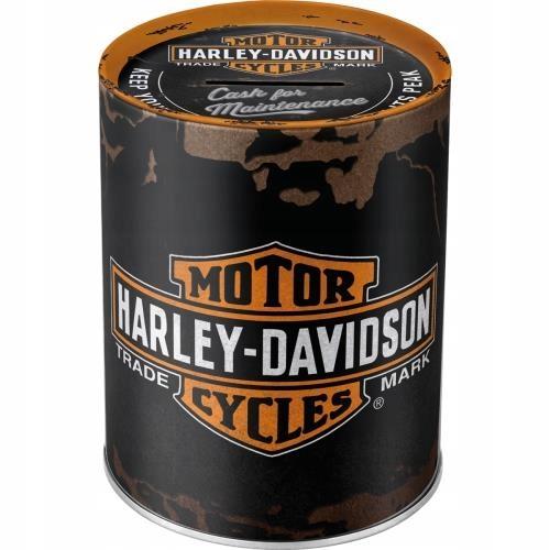 SKARBONKA HARLEY-DAVIDSON PREZENT DLA MOTOCYKLISTY