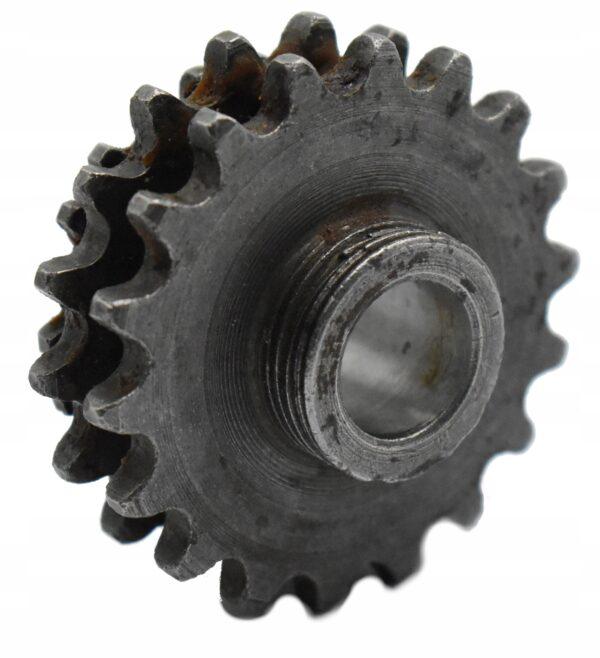 Koło zębate na wał trzyrzędowe MZ ETZ 150 ORG