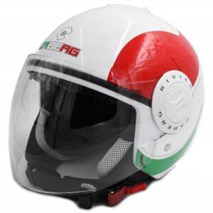 Kask otwarty CABERG RIVIERA V3 SWAY ITALIA roz M