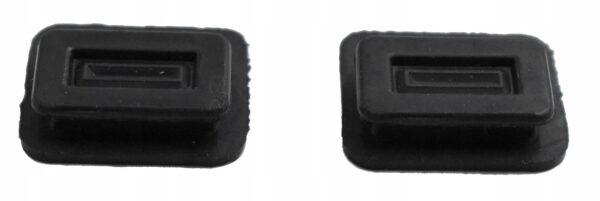 Guma gumy pokrywy akumulatora kpl. 2szt MZ TS