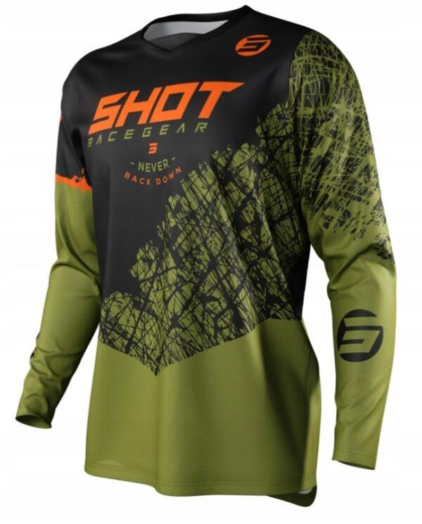 Strój SHOT 2021 CROSS ENDURO ATV QUAD OFF ROAD XXL